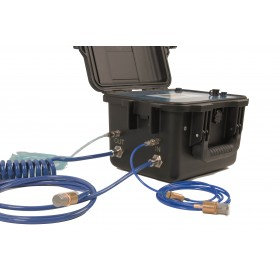 Equus jet Connect with peristaltic pump