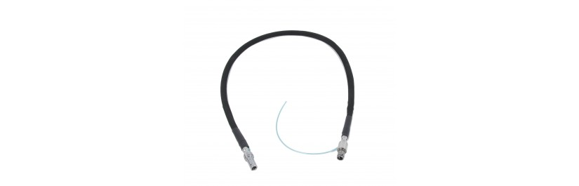 Drive cable for equine dentistry